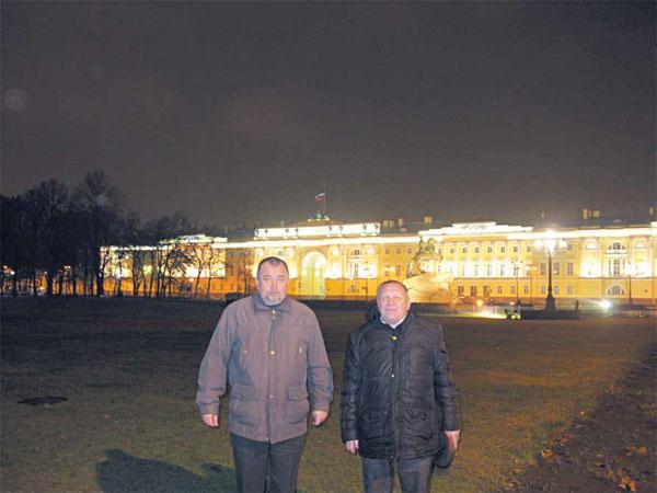 В Константиново с применением насилия задержаны 77-летний залуженный архитектор Гаврилов, активисты Кочетков и Петруцкий 5(261)