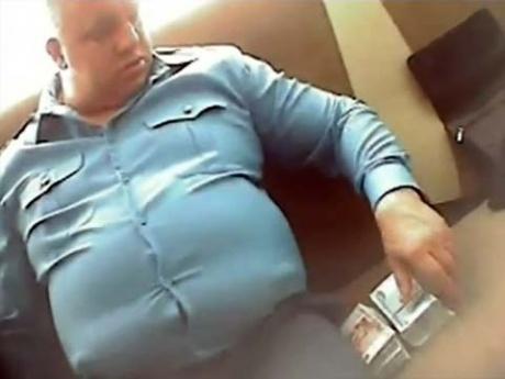В понедельник начинается суд над главой рязанской ГИБДД Алфосовым