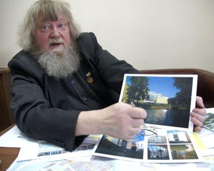 В Константиново с применением насилия задержаны 77-летний залуженный архитектор Гаврилов, активисты Кочетков и Петруцкий Gavr
