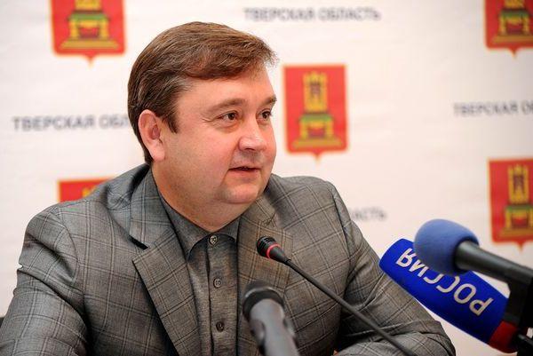 Шевелев отправлен в отставку. Рязанская команда руководителей Тверской области возвращается домой She(3)